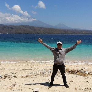 Pantai Taman Nasional Bali Barat