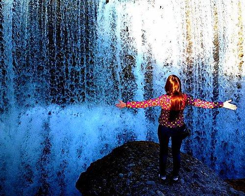 водопад Черногорская Ниагара