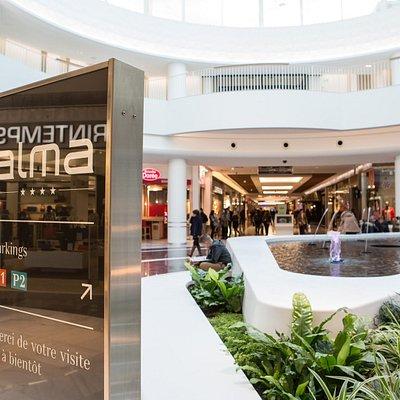 Votre Centre de shopping Rennes Alma et ses 104 boutiques