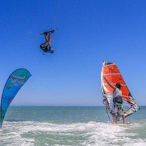 Windsurf, Kitesurf and Stand Up Paddle