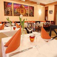 Restaurant Zaffran Linz Austria