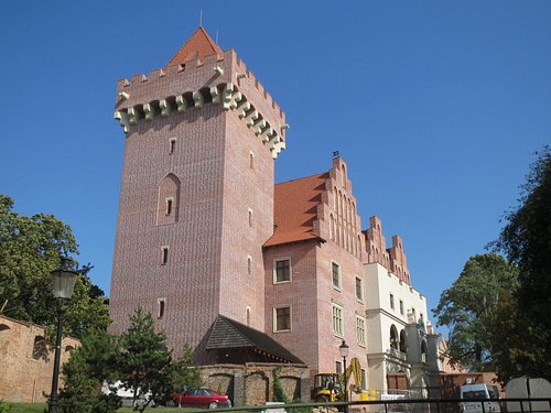 Royal Castle and Applied Arts Museum
