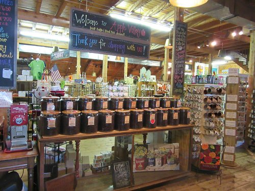 Unique gifts inside the Apple Valley Country Store