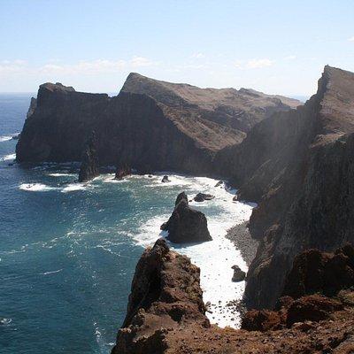 View To The East - Miradouro da Ponta do Rosto