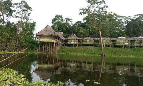 Vacaciones en Iquitos