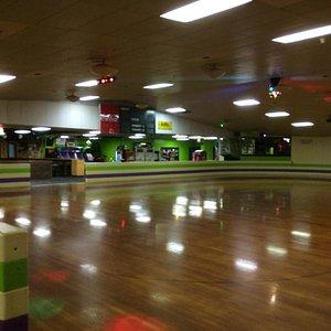 Christiana Skating Center skating rink