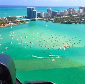 Paradise in South FL with Fun Rental Boats
