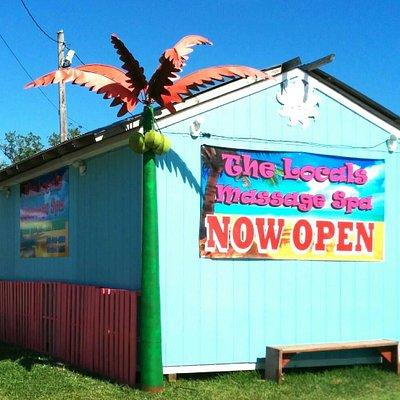 It's a real cabana !!