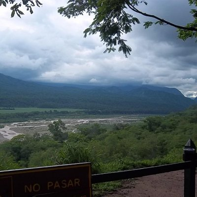 Valle del Rio San Lorenzo