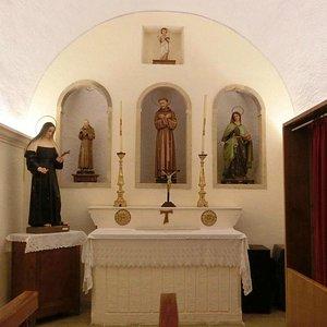 Cappelletta di San Francesco d'Assisi-Villanovaforru