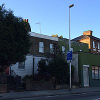 575 Wandsworth Road (and its neighbours) - one of the National Trust's more unusual properties