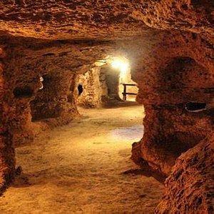 Catacomba di Porta d'Ossuna