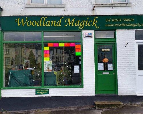 Woodland MAgick shop