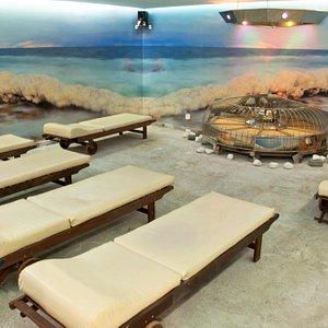 The Unique Climate Room