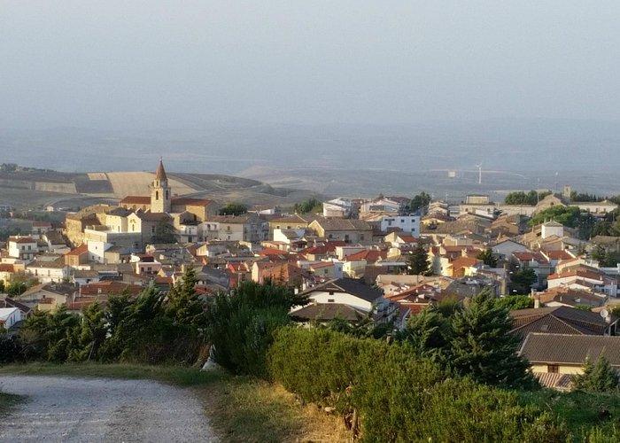 Castelnuovo della Daunia - panorama