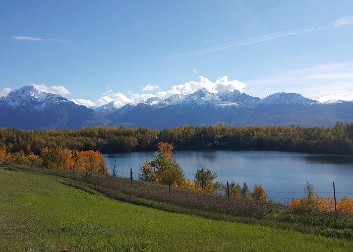 Keppler Lake Trail System View