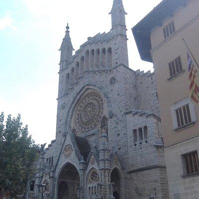 Iglesia de Sant Bartomeu, Soller