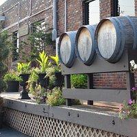 Easley Barrels