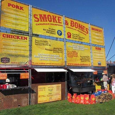 Smoke & Bones