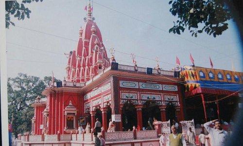 Kali Mandir  Darbhanga House Patna