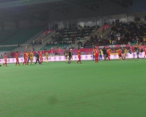 Match at MDCS