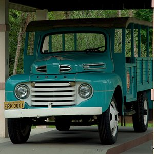 Primeiro caminhão