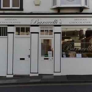 Baravelli's smart new look