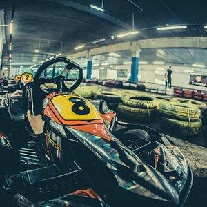 Karting Arena Split Track