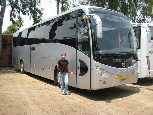 Bus ALITOUR