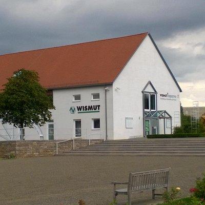 Museum Wismut Objekt 90