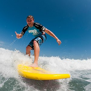 LEARN TO SURF WITH US
