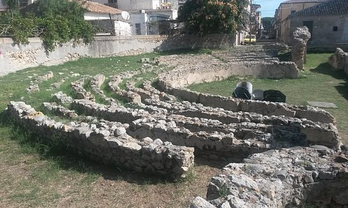 Marina di Gioiosa Jonica teatro romano