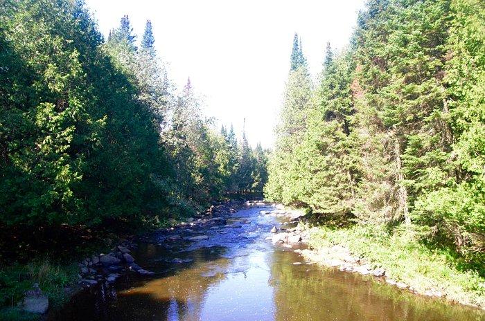 North Yamaska River