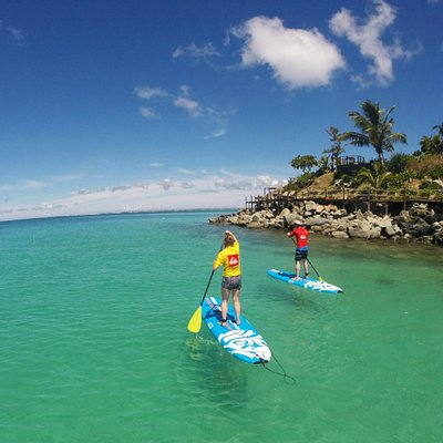 Stand Up Paddle Saint Martin, Grand Case
