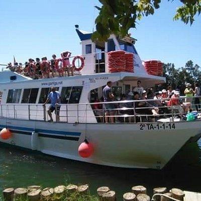 Catamaran Verge Del Carme