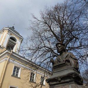 Памятник Агриколе