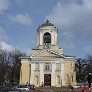 Лютеранская церковь в Выборге
