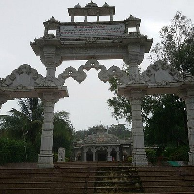 Temple entry