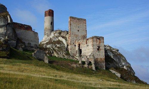 zamek Olsztyn 8