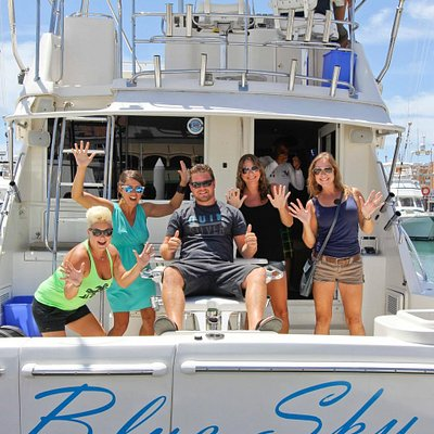 Photo Challenge: Get a photo of your group on a boat!