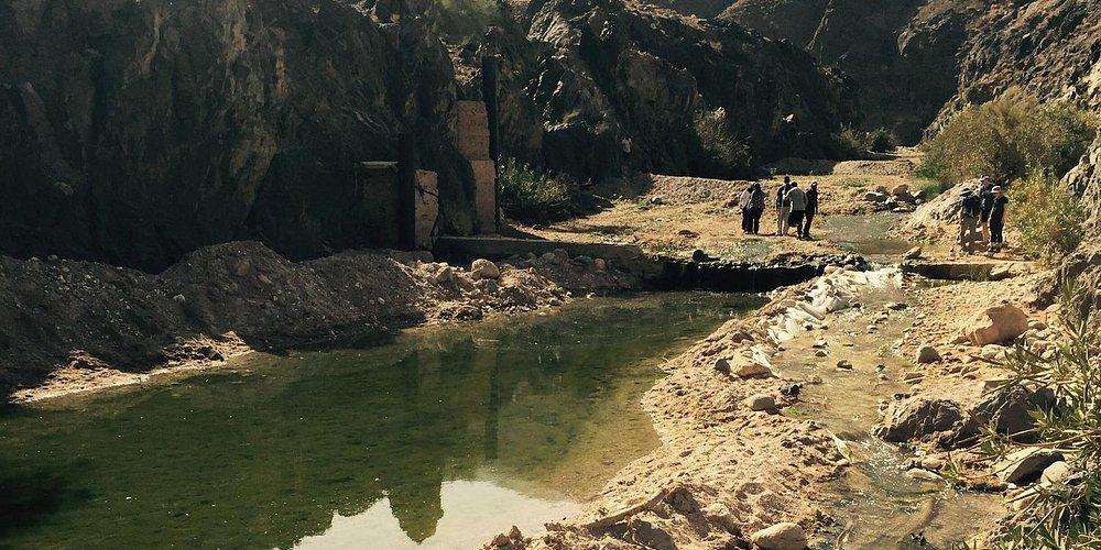 Wadi Al Ghweir hike