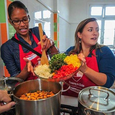 Porotos Granados - Chilean Cooking Classes