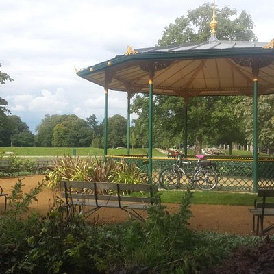 Wandle Park Bandstand