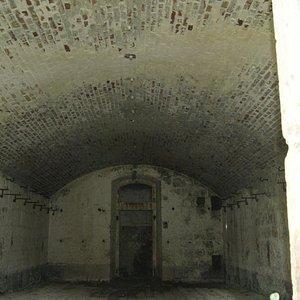 крепость внутри