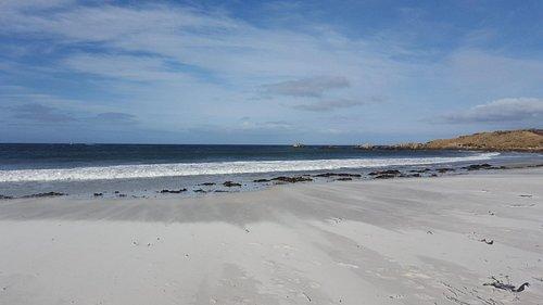 La playa Surf Bay
