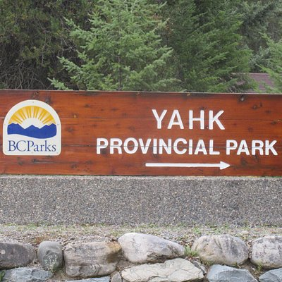 Yakh Provincial Park, Yahk, British Columbia