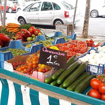 Excelente Mercado y super colorido!