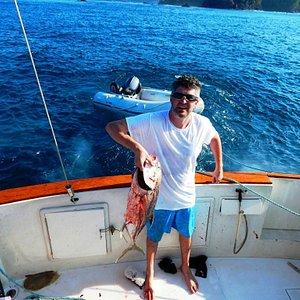 Fishing with Panama Island Adventures