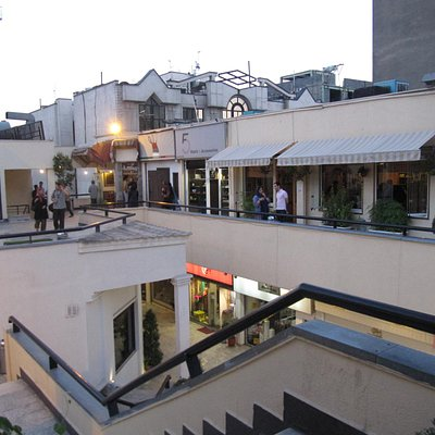 Gandi Shopping Center – Тегеран