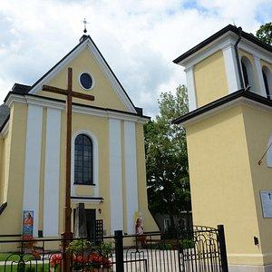 Church in Nieporęt